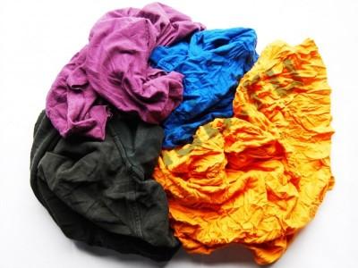 Ветошь цветной трикотаж