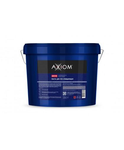 Паста для рук очищающая AXIOM 3кг (3,9 л.)